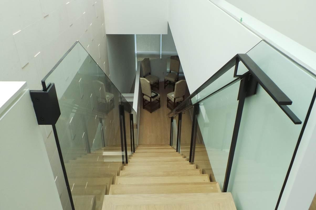 glass railing designs